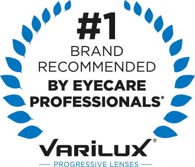 Varilux (no line) bifocals are available at Eyecare Associates of Osawatomie